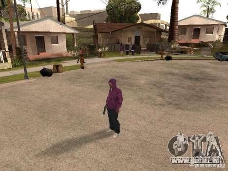 Hotte pour GTA San Andreas
