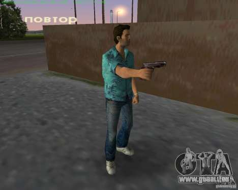Neue Colt 45 für GTA Vice City