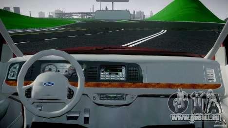 Ford Crown Victoria 2003 v.2 Civil für GTA 4 rechte Ansicht