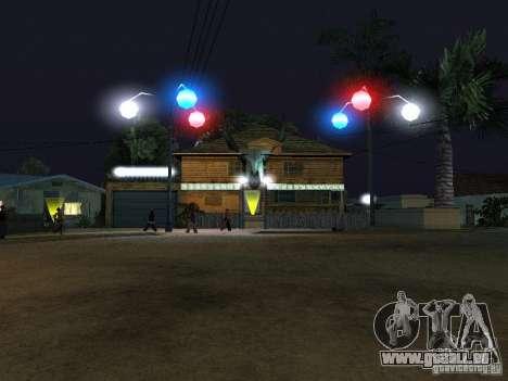 Le New Grove Street pour GTA San Andreas dixième écran