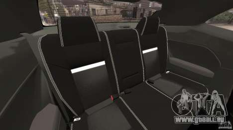 Dodge Challenger SRT8 392 2012 Police [ELS][EPM] pour GTA 4 est un côté