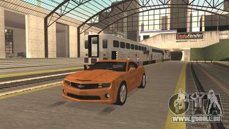 Chevrolet Camaro SS 2010 v2.0 Final für GTA San Andreas