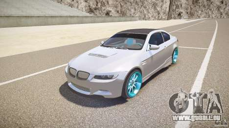 BMW E92 pour GTA 4