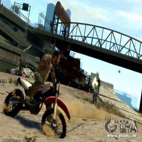 Nouveaux écrans de chargement pour GTA 4 quatrième écran