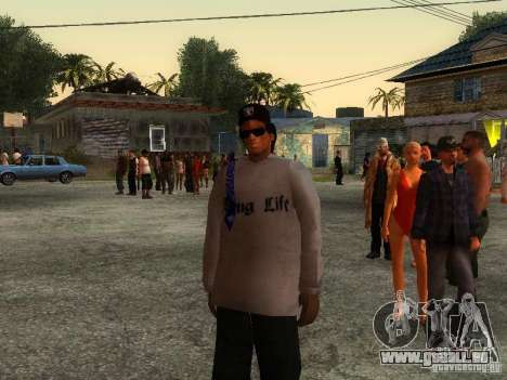 Crips pour GTA San Andreas quatrième écran