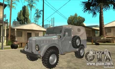 ARO M461 für GTA San Andreas