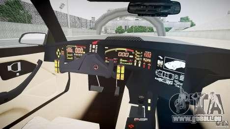 Knight Rider [EPM] für GTA 4 Rückansicht