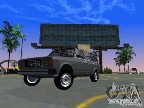VAZ 2104 pour GTA San Andreas