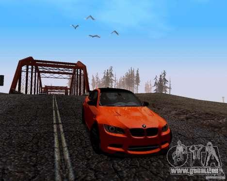 Real World v1.0 pour GTA San Andreas deuxième écran