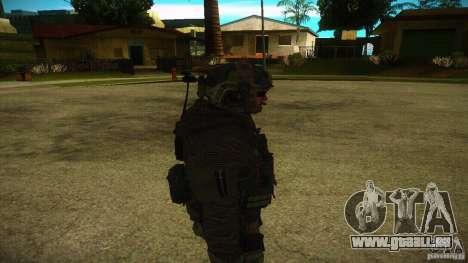 Sandman pour GTA San Andreas troisième écran