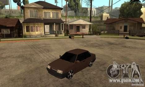 21099 Coupé de Lada ВАЗ pour GTA San Andreas