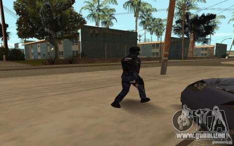Alternative urban pour GTA San Andreas quatrième écran
