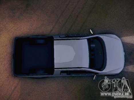 Volkswagen Saveiro Cross für GTA San Andreas obere Ansicht