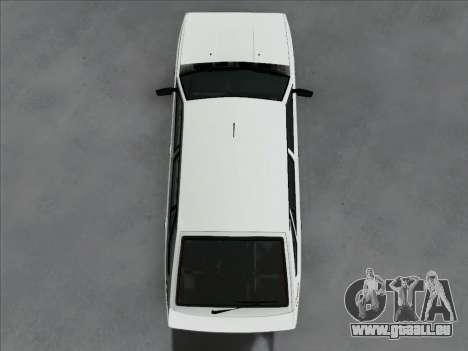 FSO Polonez Caro Orciari 1.4 GLI 16v für GTA San Andreas Innenansicht