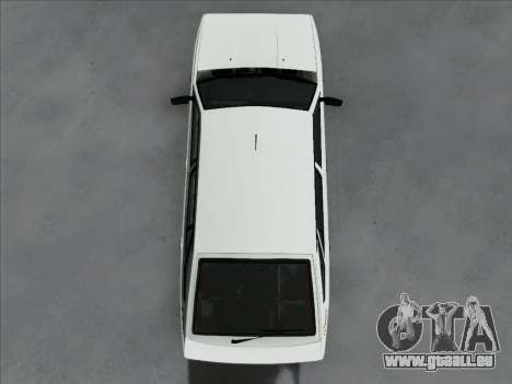 FSO Polonez Caro Orciari 1.4 GLI 16v pour GTA San Andreas vue intérieure