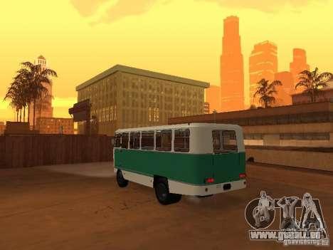 Kuban G1A1 pour GTA San Andreas vue arrière