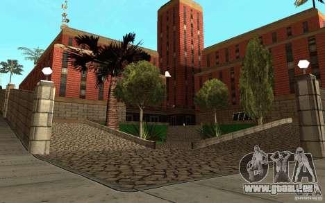 Neue Texturen für das Krankenhaus in Los Santos für GTA San Andreas