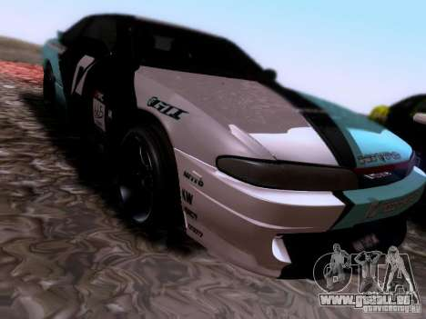 Nissan Silvia S14 Matt Powers v4 2012 für GTA San Andreas