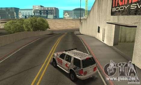 Ford Explorer 2002 für GTA San Andreas