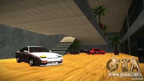 San Fierro Upgrade pour GTA San Andreas douzième écran