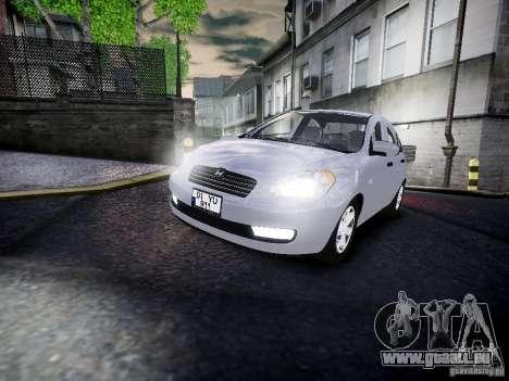 Hyundai Accent Era für GTA 4