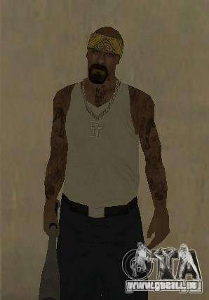 Los Santos Vagos (Skin pack) für GTA San Andreas
