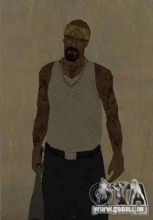 Los Santos Vagos (Skin pack) pour GTA San Andreas