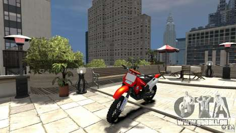 Yamaha Cross für GTA 4