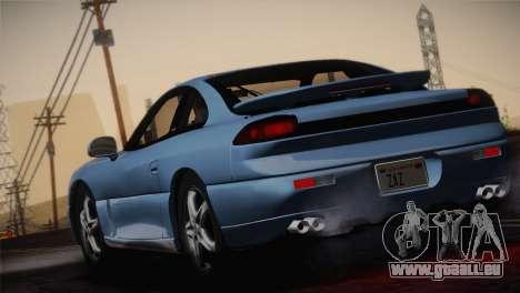 Dodge Stealth RT Twin Turbo 1994 pour GTA San Andreas vue intérieure