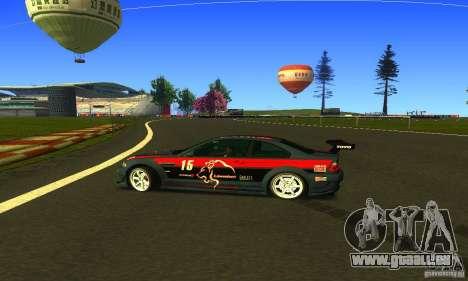 F1 Shanghai International Circuit für GTA San Andreas fünften Screenshot