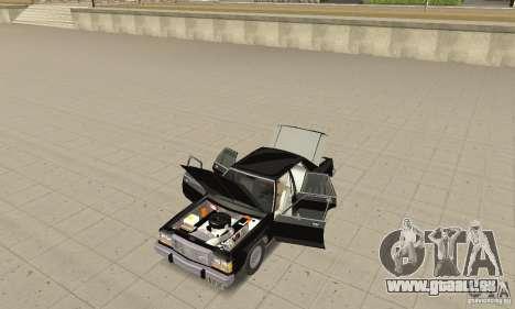 Ford LTD Crown Victoria 1985 MIB pour GTA San Andreas vue arrière