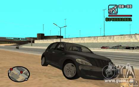 Chrysler PT Cruiser für GTA San Andreas
