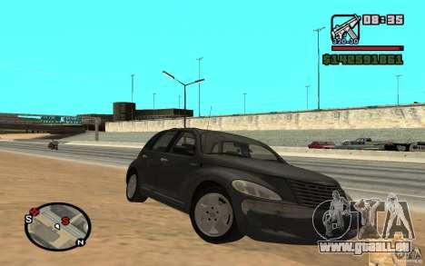 Chrysler PT Cruiser pour GTA San Andreas
