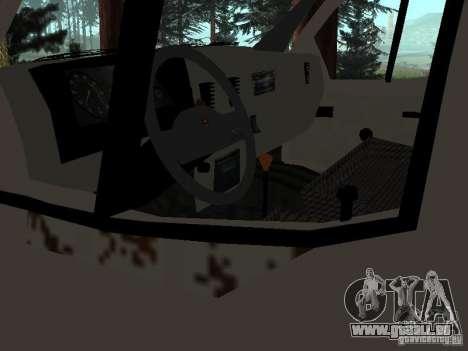 Une Gazelle pour GTA San Andreas cinquième écran