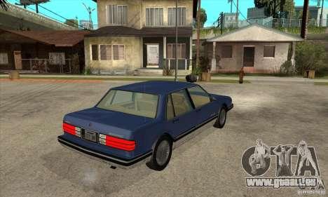 Pontiac Bonneville 1989 pour GTA San Andreas vue de droite