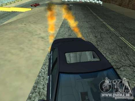 Car Effect pour GTA San Andreas