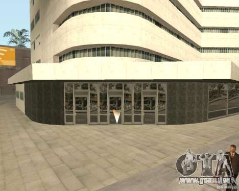 Bank in Los Santos für GTA San Andreas
