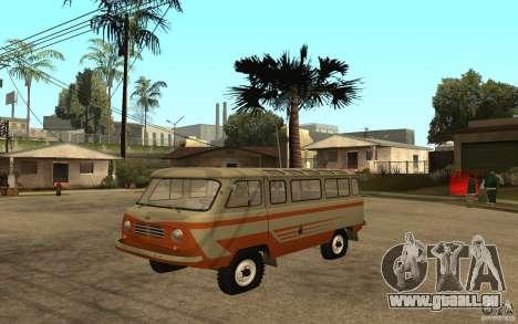 UAZ 450v für GTA San Andreas