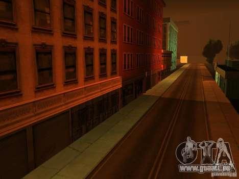 Das geheime unterirdische Stadt v1. 0 für GTA San Andreas zweiten Screenshot