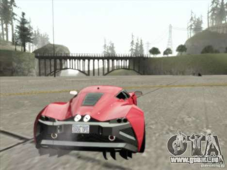 ENBSeries v1.3 pour GTA San Andreas huitième écran