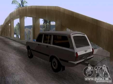 GAZ 24-12 SL Volga pour GTA San Andreas vue de droite