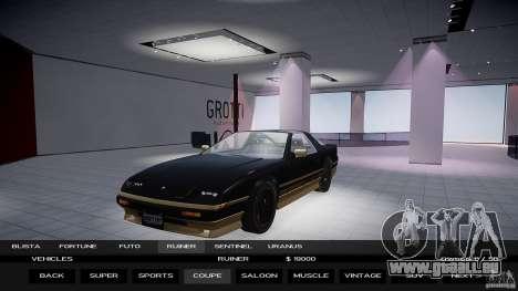 Automesse 1.0.0 für GTA 4 Sekunden Bildschirm
