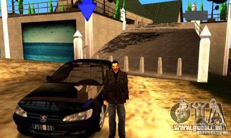 Sparkle absolue pour GTA San Andreas