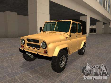 UAZ 31512 für GTA San Andreas