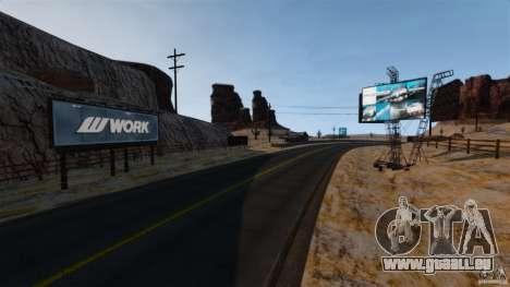 Ambush Canyon für GTA 4 Zehntel Screenshot