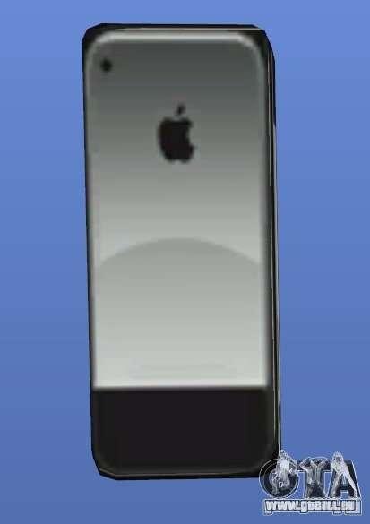 IPhone pour GTA 4 secondes d'écran