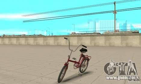 Vélo de Kama pour GTA San Andreas