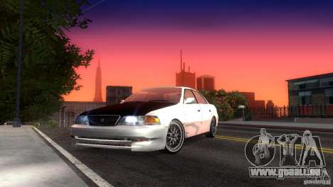 Toyota Mark II 100 für GTA San Andreas