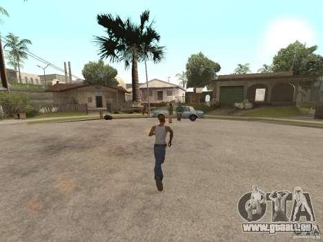 Awesome .IFP V3 für GTA San Andreas sechsten Screenshot