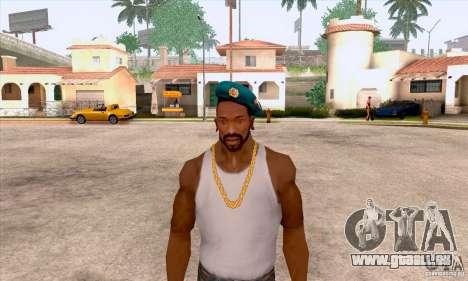 Béret AIRBORNE pour GTA San Andreas